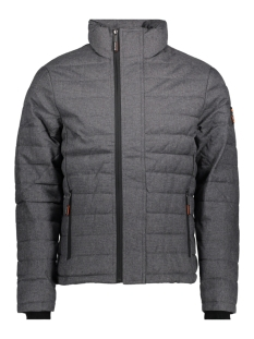 Superdry Jas M50010LR Black Tweed