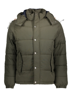 Jack & Jones Jas JORNEW FIGURE JACKET 12137647 Forest Night