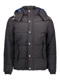Jack & Jones Jas JORNEW FIGURE JACKET 12137647 Black