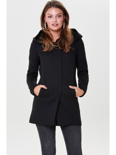 onlsedona light coat otw noos 15142911 only jas black