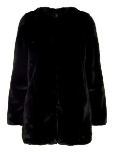 Vero Moda Jas VMVALLI FAUX FUR JACKET 10201143 Black