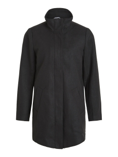 Object Jas OBJSASHA NORA COAT NOOS 23027422 Black