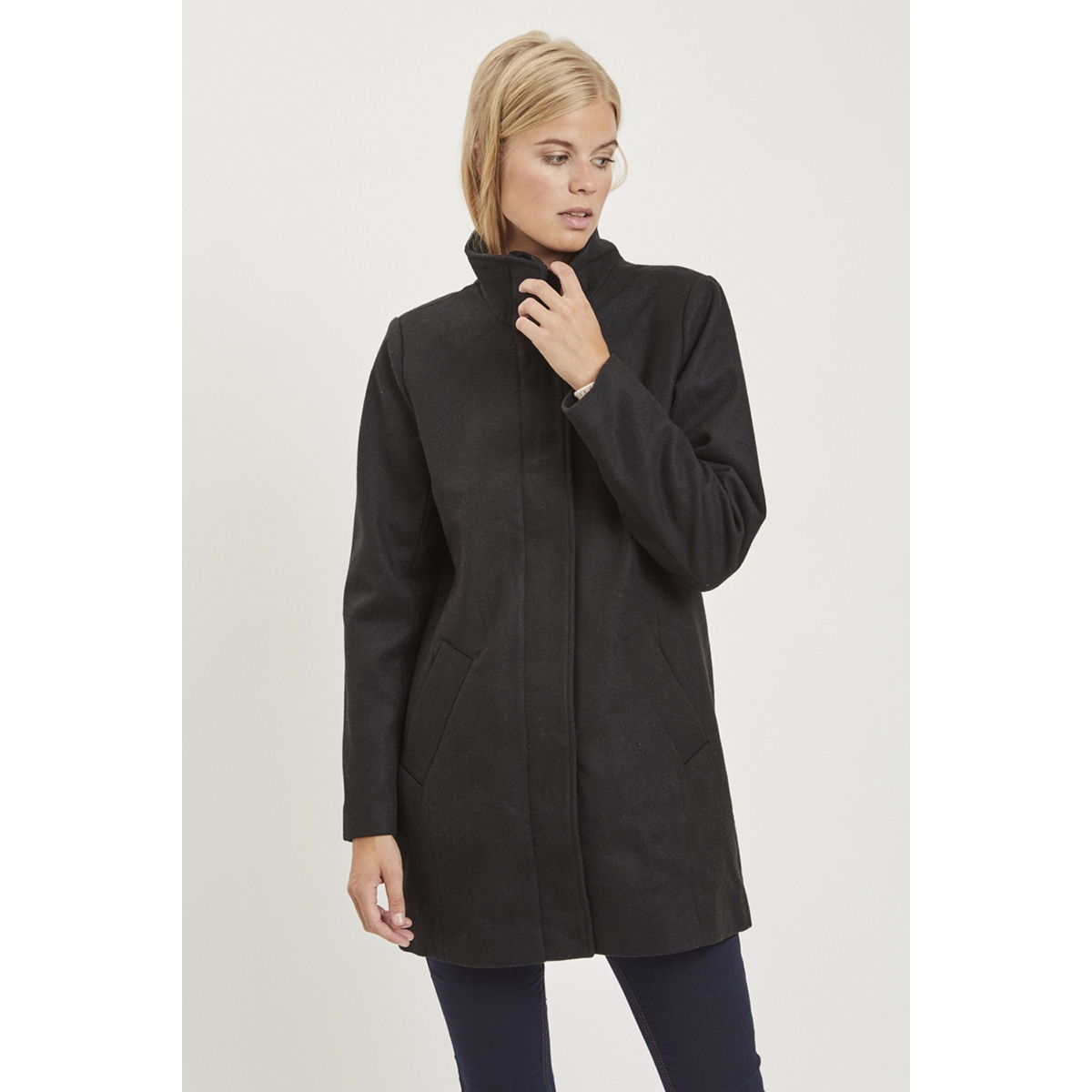 objsasha nora coat noos 23027422 object jas black