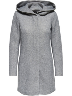 onlsedona light coat otw noos 15142911 only jas light grey