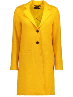 Only Jas onlVIKKI WOOL COAT CC OTW 15156563 Golden Yellow/MELANGE