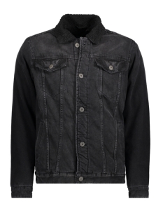 Jack & Jones Jas JPRJACK DENIM JACKET 12141111 Black Denim