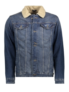 Jack & Jones Jas JPRJACK DENIM JACKET 12141111 Medium Blue Denim