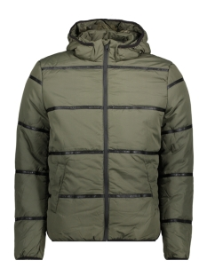 Only & Sons Jas onsSILAZ PUFFER JACKET 22011654 Forest Night