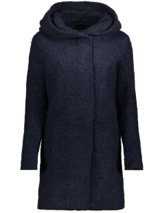 Only Jas onlSEDONA BOUCLE WOOL COAT OTW NOOS 15156578 Night Sky/MELANGE