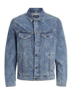 Jack & Jones Jas JJIALVIN JJJACKET AKM 114 12138024 Blue Denim