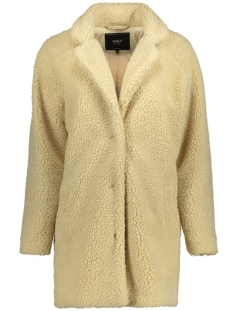 Only Jas onlAURELIA OVERSIZED SHEARLING COAT 15158218 Nomad