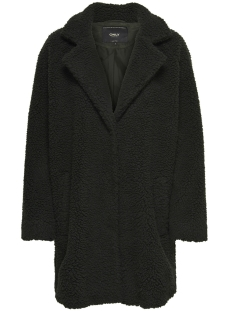 Only Jas onlAURELIA OVERSIZED SHEARLING COAT 15158218 Peat