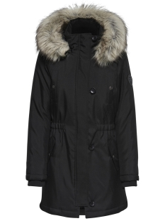 Only Jas onlIRIS AW PARKA CC OTW 15156574 Black