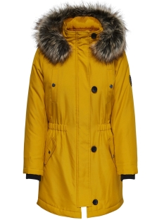 Only Jas onlIRIS AW PARKA CC OTW 15156574 Golden Yellow