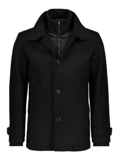 Jack & Jones Jas JCOJOE WOOL JACKET 12124292 Black