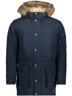 Jack & Jones Jas JORLATTE PARKA JACKET 12138336 Total Eclipse