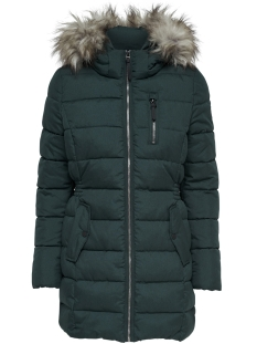 Only Jas onlNORTH NYLON COAT CC OTW 15157091 Green Gables/MELANGE