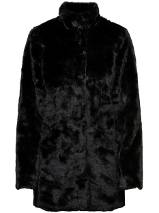 Only Jas onlVIDA FAUX FUR COAT OTW 15164600 Black
