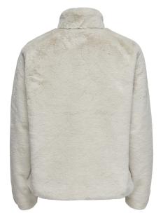 onlvida faux fur jacket otw noos 15160013 only jas pumice stone