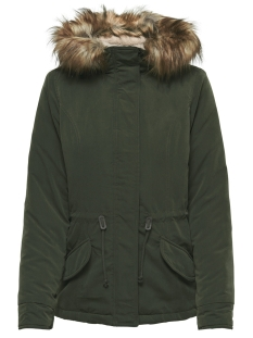 Only Jas onlNEW LUCCA PARKA JACKET OTW 15158948 Peat