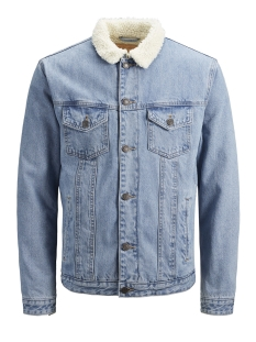 Jack & Jones Jas JJIEDWARD JJJACKET CR 077 STS  12141550 Blue Denim