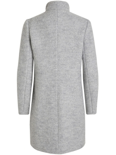 vialanis coat-noos 14047046 vila jas light grey melange