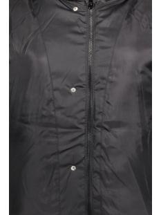 jdyelena padded hood jacket otw glo 15160972 jacqueline de yong jas black