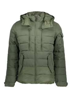 Jack & Jones Jas JORLITE SHORT PUFFER JACKET 12139490 Thyme