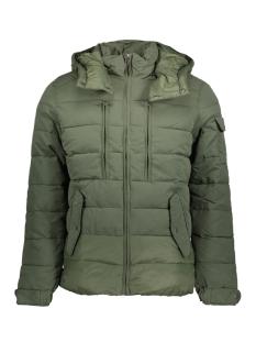 jorlite short puffer jacket 12139490 jack & jones jas thyme