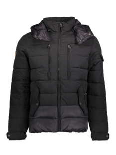 Jack & Jones Jas JORLITE SHORT PUFFER JACKET 12139490 Black