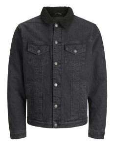 Jack & Jones Jas JJIEDWARD JJJACKET CR 078 STS 12141551 Black Denim
