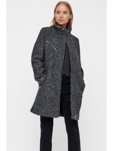 vero moda jas medium grey melange