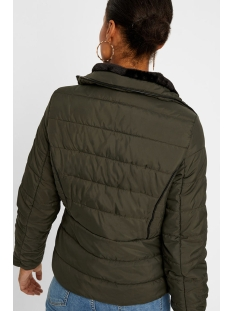 vmclarissa aw18 short jacket boos 10198995 vero moda jas peat