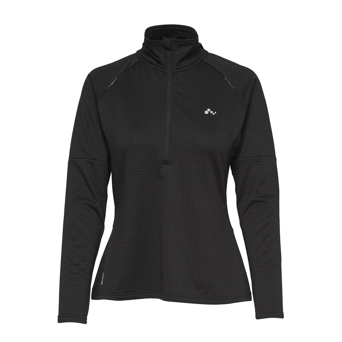 onpwynona run brushed half zip 15159560 only play sport trui black