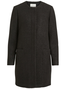 Vila Jas VICOFFEE WOOL COAT/PB 14047047 Black