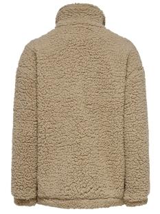 jdyharlow teddy jacket otw qiq 15164828 jacqueline de yong jas almondine