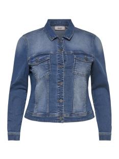 carwespa dnm.jacket pim4203 15174951 only carmakoma jas medium blue denim