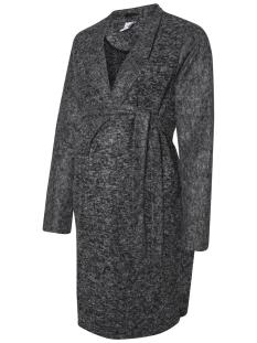 Mama-Licious Positie vest MLFILIPPA L/S COATIGAN 20009387 Medium Grey Melange