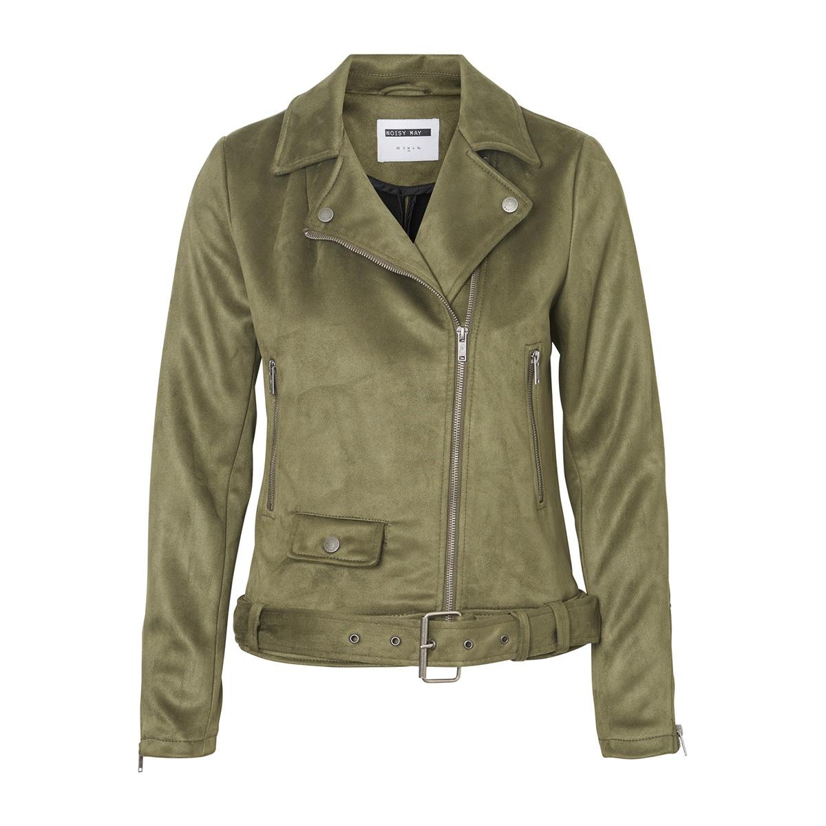 nmchrizzy l/s jacket clr 27005950 noisy may jas olive night