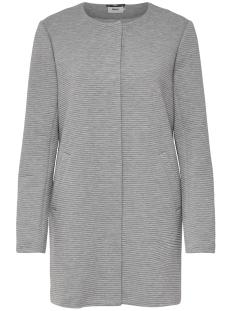 onlsidney link spring coat cc ot 15167851 only jas light grey melange