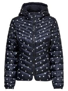 onldemi aop hooded jacket cc otw 15168838 only jas night sky/dot