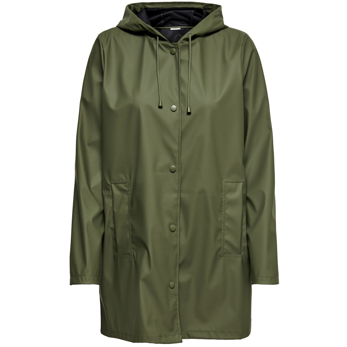 jdyhailey raincoat otw sie 15164822 jacqueline de yong jas winter moss