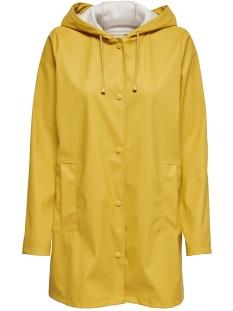 Jacqueline de Yong Jas JDYHAILEY RAINCOAT OTW SIE 15164822 Yolk Yellow