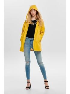 jdyhailey raincoat otw sie 15164822 jacqueline de yong jas yolk yellow