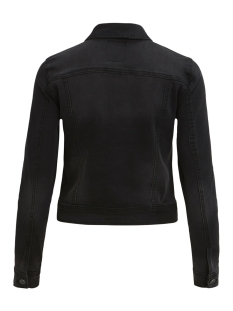 objwin new  black denim jacket seas 23029398 object jas black
