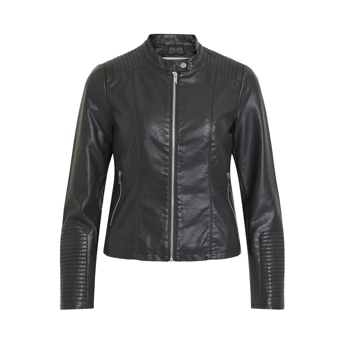 viblue new jacket-noos 14049915 vila jas black