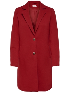 onlcarrie mel coat otw 15173066 only jas jester red