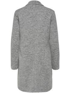 onlcarrie mel coat otw 15173066 only jas light grey melange