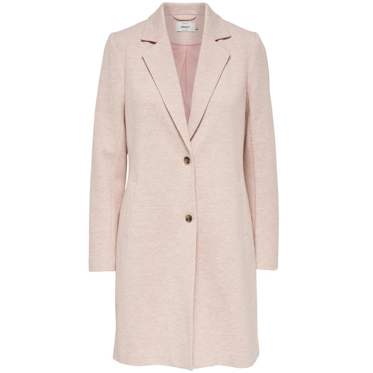 onlcarrie mel coat otw 15173066 only jas rose smoke