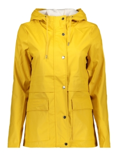 Only Jas onlTRAIN RAINCOAT OTW NOOS 15173205 Yolk Yellow